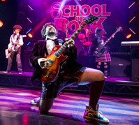 SCHOOL OF ROCK — THE MUSICAL