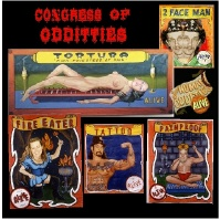 Congress of Odditties