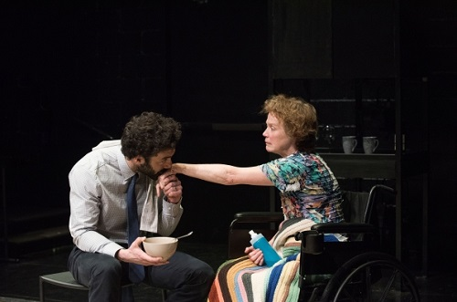 Atlantic Theater's Animal starring Rebecca Hall, Off-Broadway, NYC