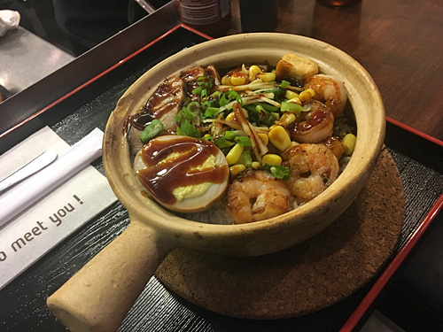 Clay Pot, St Marks Place, East Village, NYC