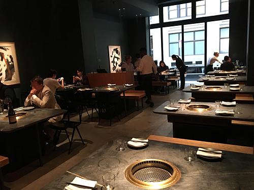 Cote, Korean Steakhouse, Flatiron, NYC