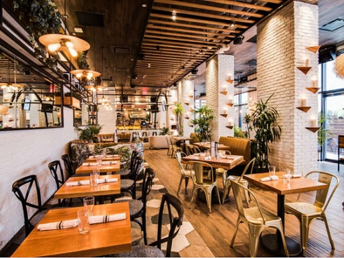 Craven Restaurant and Lounge, Hell's Kitchen, NYC