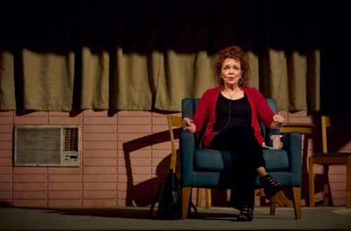Review: Deirdre O'Connell Astounds in Dana H.