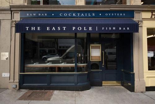 East Pole Fish Bar, Upper East Side, NYC