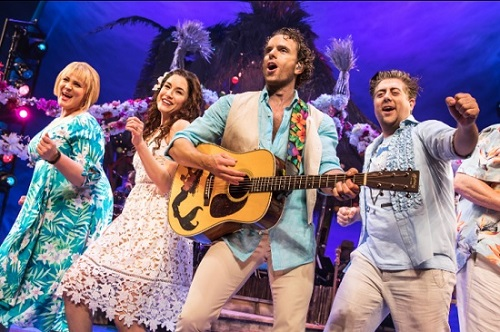 Escape to Margaritaville, Broadway, NYC