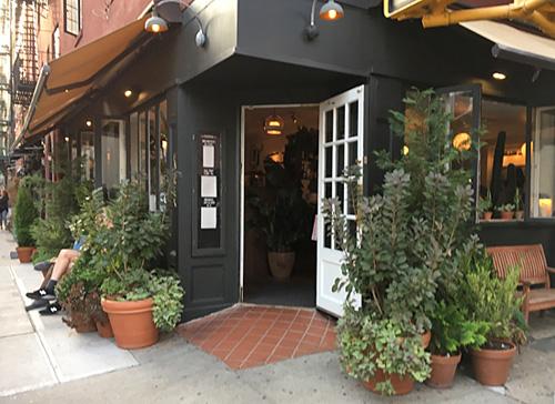 Gabriel Stulman's Fairfax, Greenwich Village, NYC