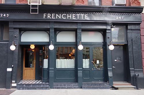 Frenchette, French Bistro, Tribeca, NYC