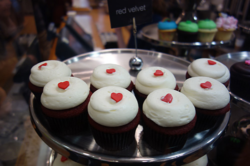 Georgtown Cupcake, SoHo, NYC