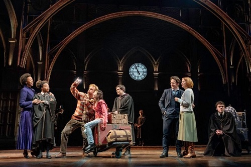 Harry Potter and the Cursed Child, Broadway, NYC
