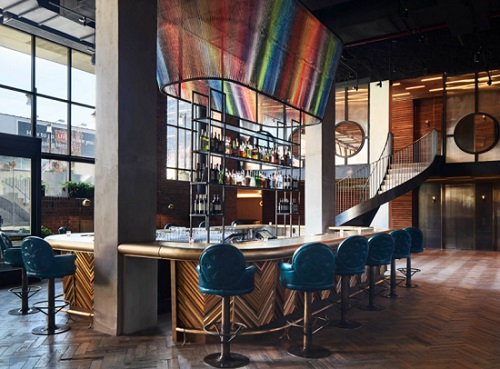 Harvey, The Williamsburg Hotel, American Bistro, NYC
