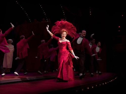 Hello, Dolly! starring Bernadette Peters, Broadway, NYC