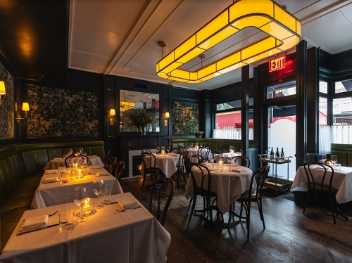 First Look Inside Jack & Charlie's no. 118 in SoHo
