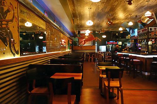 Jax B-B-Q, Hell's Kitchen, NYC