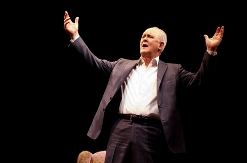 John Lithgow, Stories by Heart, Broadway, NYC