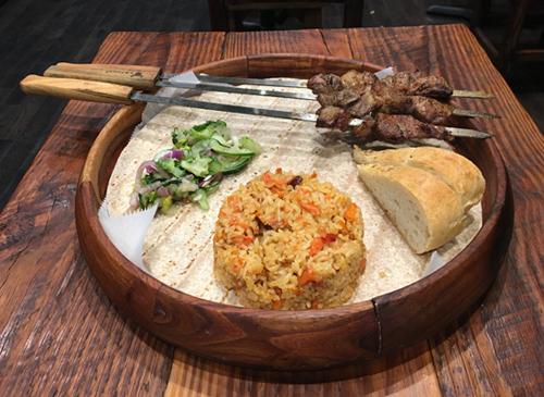 Kebab King, Uyghur Cuisine, Hell's Kitchen, NYC