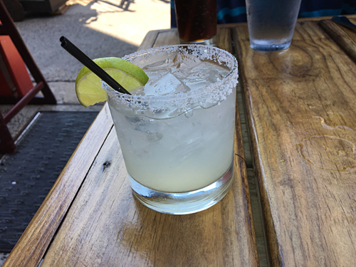Kittery, Seafood Restaurant, Carroll Gardens, Brooklyn, NYC, Margarita