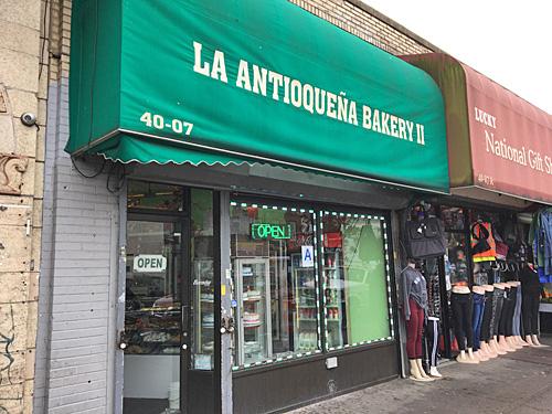 La Antioquena Bakery, Colombian, Queens