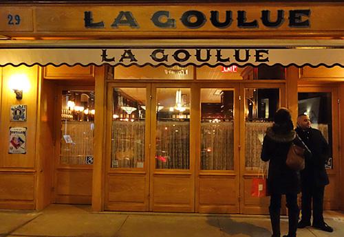 la Goulue Returns, French Restaurant, Upper East Side, NYC