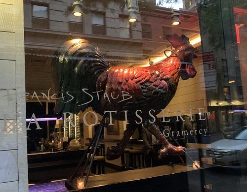 La Rotisserie, Flatiron, NYC