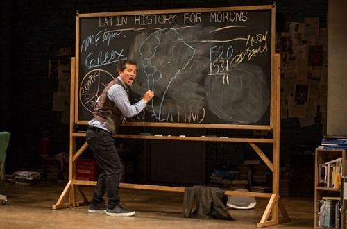 Latin History for Morons starring John Leguizamo, NYC 2017