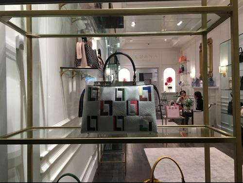 Luana, Handbags, SoHo, NYC