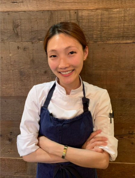 MFUNE  New York Executive Pastry Chef Celia Lee