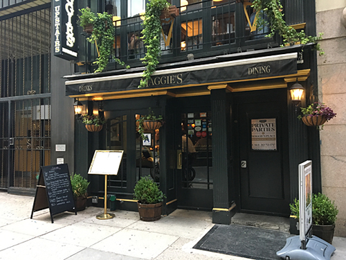 Maggie's Place, Midtown, NYC