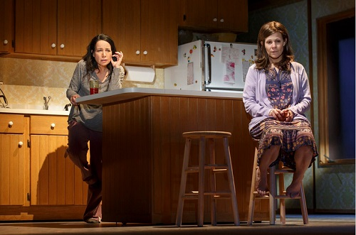 Marvin's Room starring Janeane Garofalo, Broadway, NYC