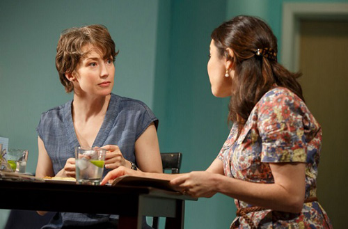 Carrie Coon stars in Mary Jane, Off-Broadway, NYC