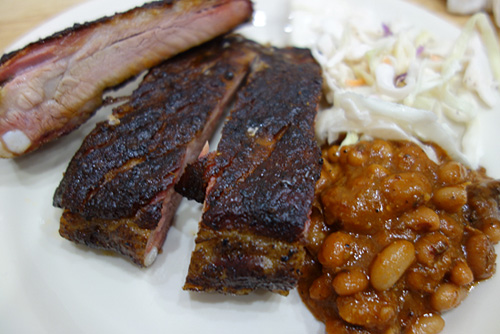 Mighty Quinns Barbecue, Midtown West, New York City