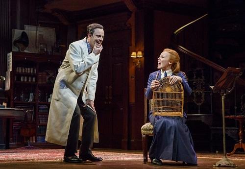 My Fair Lady, Broadway, NYC 2018
