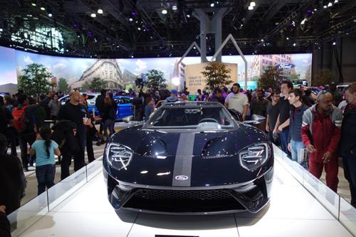 New York International Auto Show 2018, Samscheapshots.com, scsimages.com