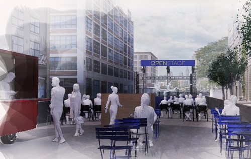 ROCKWELL GROUP TO DESIGN SPACES FOR OPENSTAGE NYC