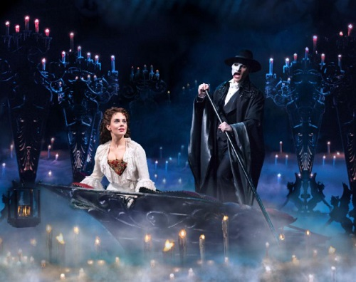 "Broadway's ""Phantom of the Opera"" Announces Full Cast"