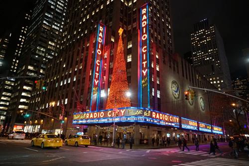 Radio City Music Hall, NYC 2017