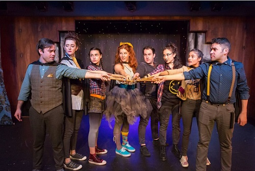 Puffs brings its magic Off-Broadway