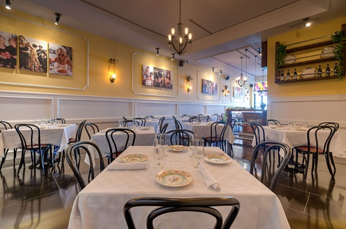 Puttanesca arrives in Chelsea, interior