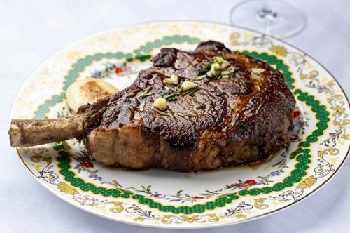 Puttanesca arrives in Chelsea, steak