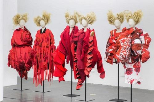 Rei Kawakubo Exhibit at The Met