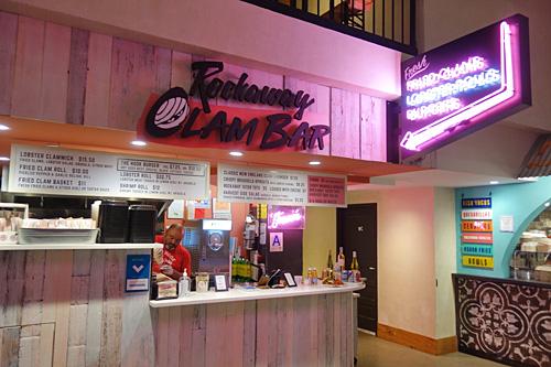 Rockaway Clam Bar   New York City NYC   Reviews, Menus, Hours