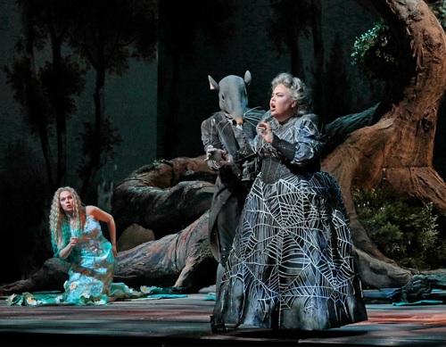 Kristine Opolais stars in Dvorak's Rusalka at The Metropolitan Opera