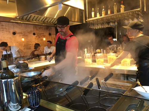 Sola Pasta Bar, Chef Massimo Sola, SoHo, NYC