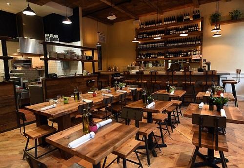 St Tropez, French Wine Bar, West Village, NYC