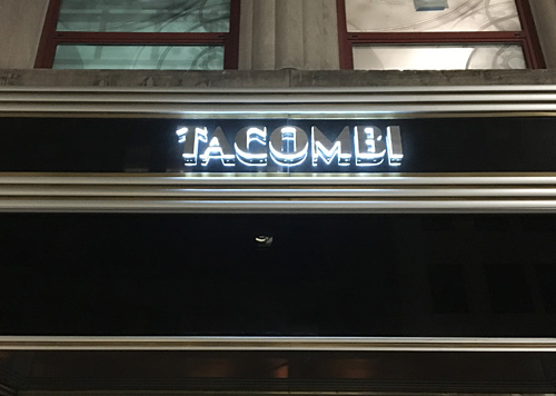 Tacombi, Mexican Restaurant, Empire State Building, NYC
