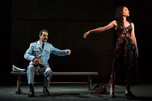 he Band's Visit Broadway, Katrina Lenk, Tony Shalhoub