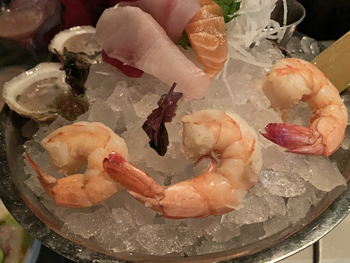 The Fulton, Jean-Georges, Pier 17, NYC, Seafood Plateau
