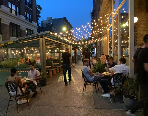 3 places to try if you can snag a table - The Spaniard