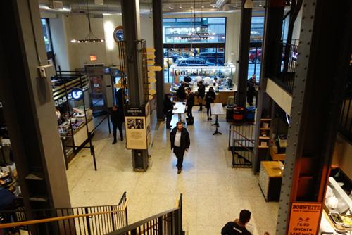 Urbanspace at 570 Lex, Midtown, NYC, Go Fish