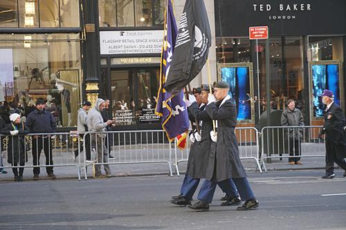 2017 Veteran's Day Parade, NYC