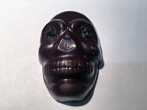 Vosges Haut-Chocolat, SoHo, NYC, Day of the Dead Skull